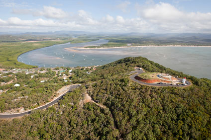 4wd Bloomfield & Cooktown - Grassy Hill to Endeavour River