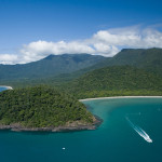 Cape Tribulation Aerial Shot