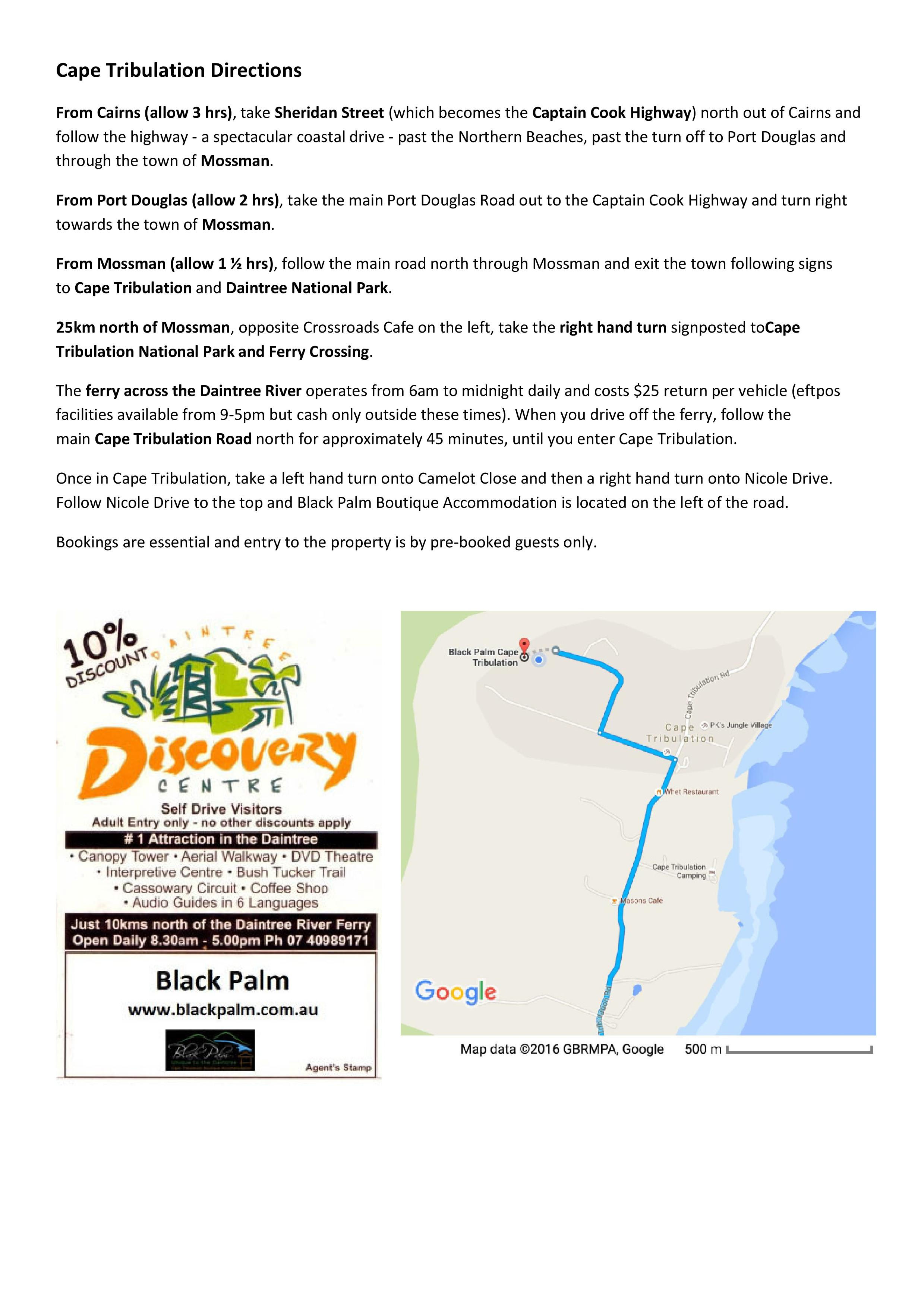 Daintree Discovery Voucher