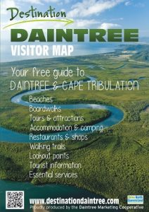Daintree Accommodation 3248kb - Cape Tribulation Map Black Palm